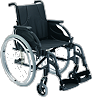 Rollstuhl Invacare® Action®3 NG